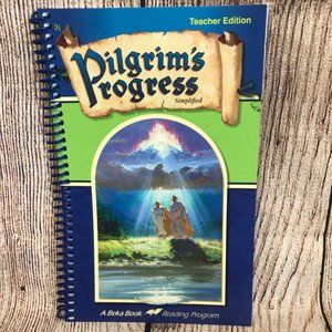 Abeka Pilgrim's Progress 3 j Teacher Edition